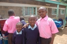 3 Brothers Sponsored Through Friends Vision
