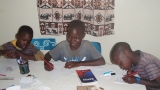 Jojo, Daudi & Nicholas Write Letters to Their Sponsors