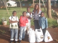 Our First 4 Sponsored Kids - Kevin, Jojo, Daudi & Nicholas with Their Guardian Peris